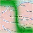 Интерактивная карта Городской области София